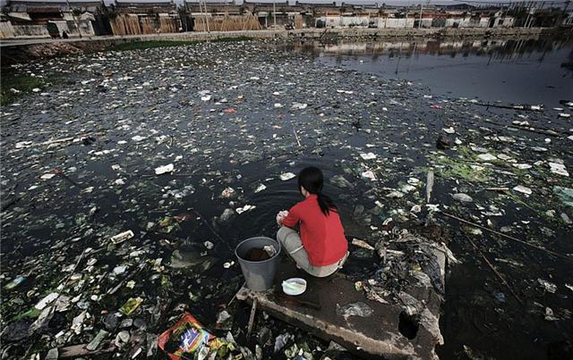 水污染越来越严重净水器代理前景广阔